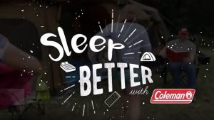 Sleep Better with Coleman