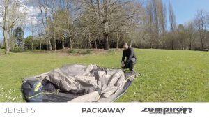 Zempire | Jetset Packaway